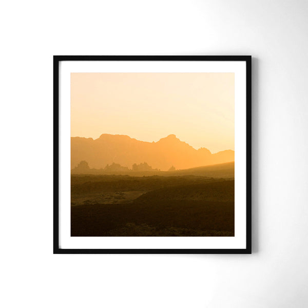 Sunset II - Art Prints by Post Collective - 2