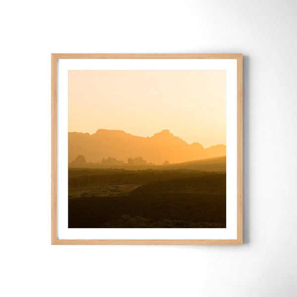 Sunset II - Art Prints by Post Collective - 3