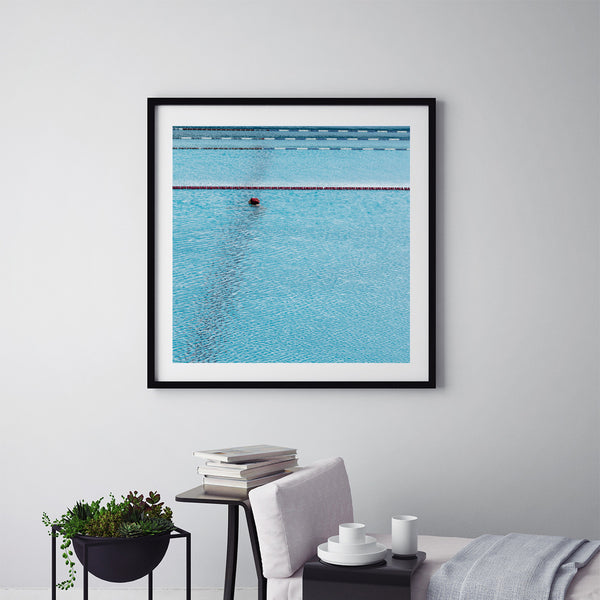 Swimmer - Art Prints by Post Collective - 5