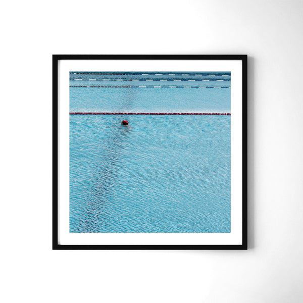 Swimmer - Art Prints by Post Collective - 2