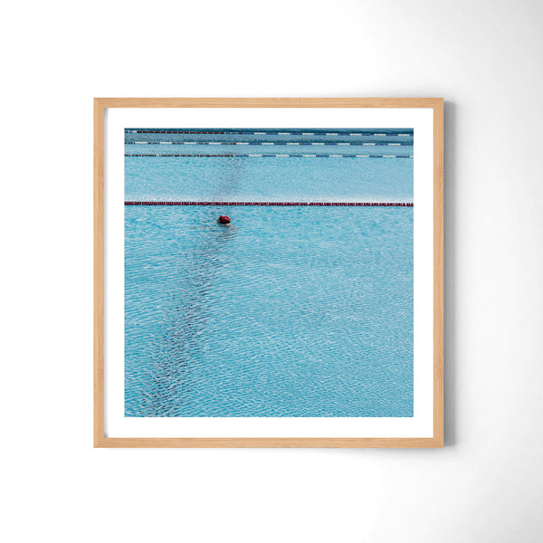 Swimmer - Art Prints by Post Collective - 3