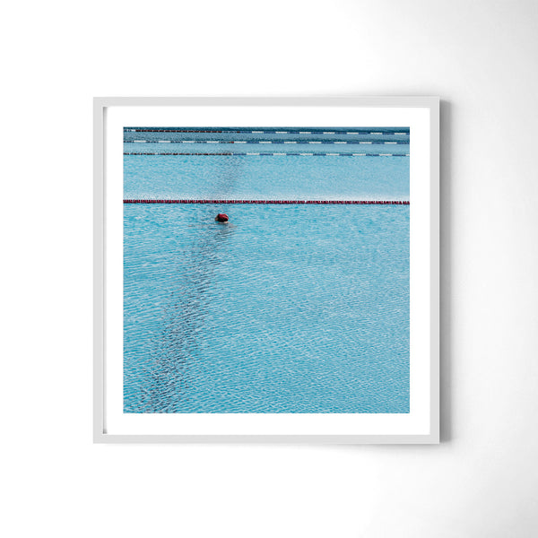 Swimmer - Art Prints by Post Collective - 4