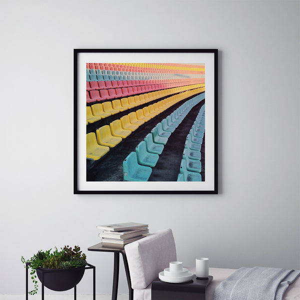 Take A Seat - Art Prints by Post Collective - 5