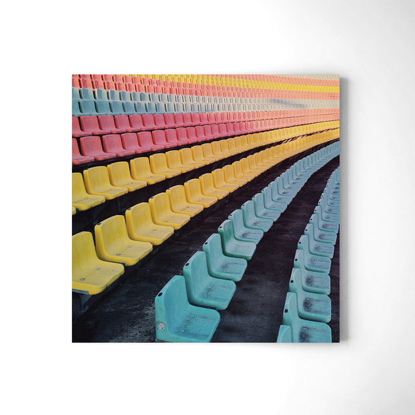 Take A Seat - Art Prints by Post Collective - 2