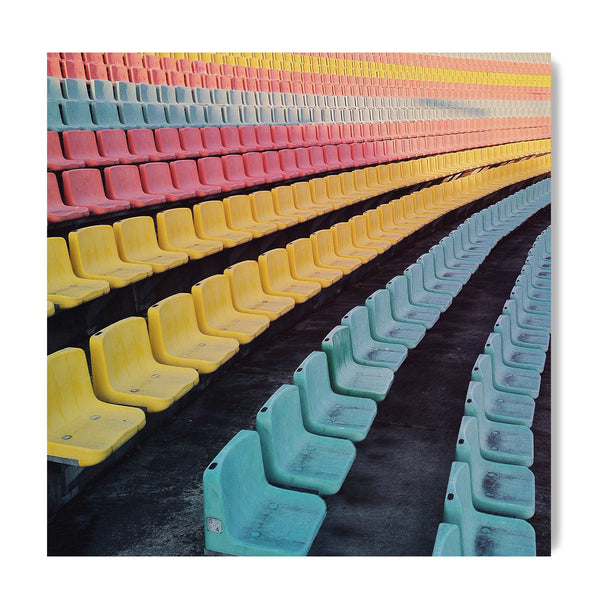 Take A Seat - Art Prints by Post Collective - 1