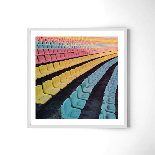 Take A Seat - Art Prints by Post Collective - 4