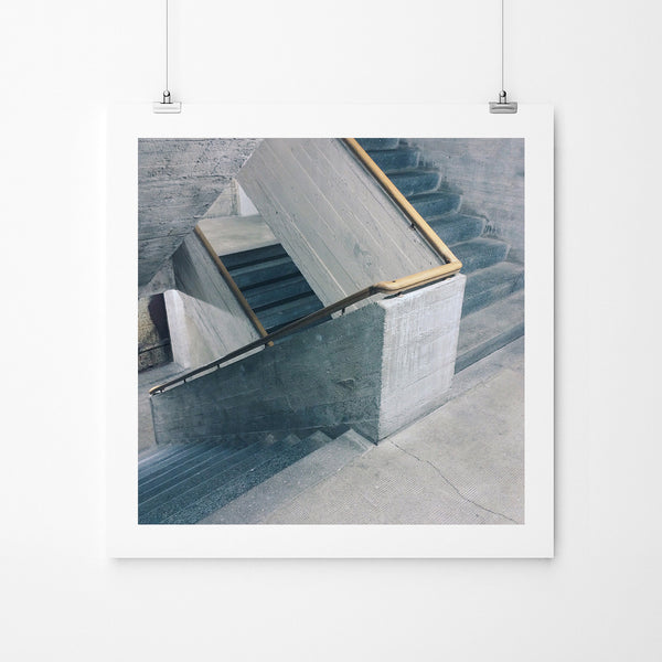 The Bunker - Art Prints by Post Collective - 2