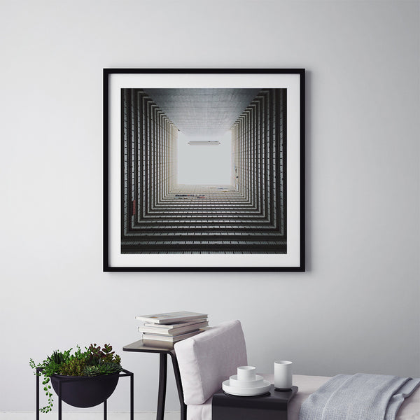 The Shaft - Art Prints by Post Collective - 5