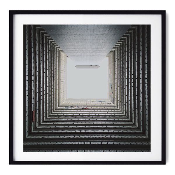 The Shaft - Art Prints by Post Collective - 1