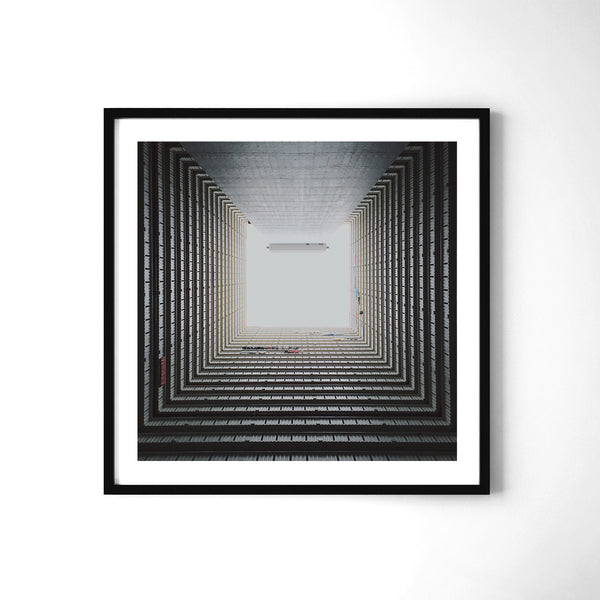 The Shaft - Art Prints by Post Collective - 2