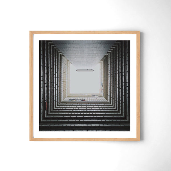 The Shaft - Art Prints by Post Collective - 3