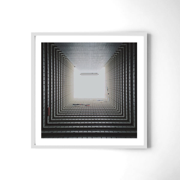 The Shaft - Art Prints by Post Collective - 4