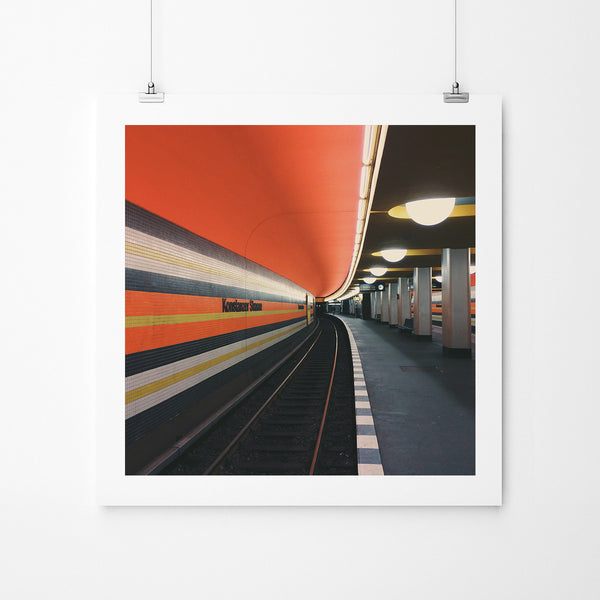 The Zipper - Art Prints by Post Collective - 2