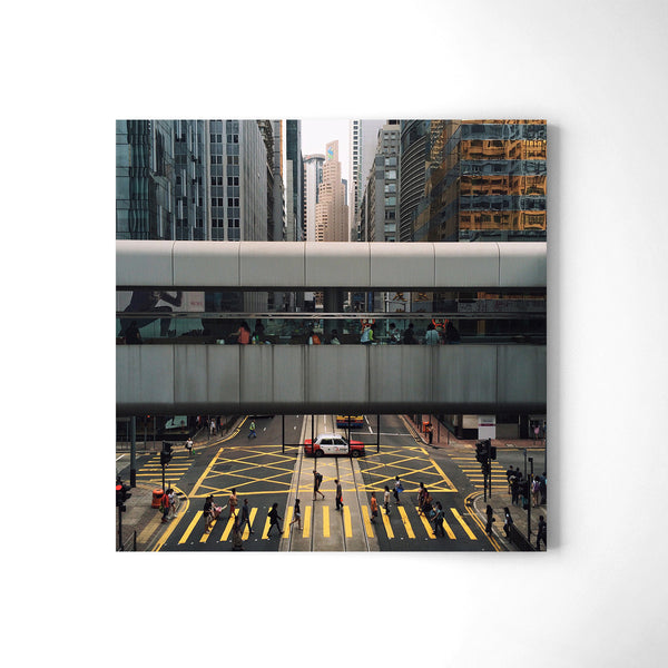 Traffic - Art Prints by Post Collective - 2