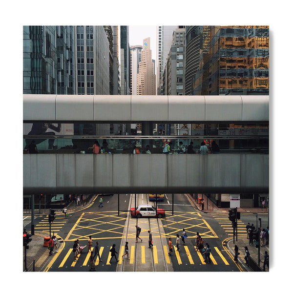 Traffic - Art Prints by Post Collective - 1