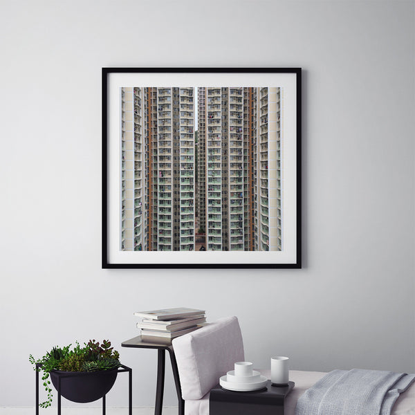 Vertical Village - Art Prints by Post Collective - 5