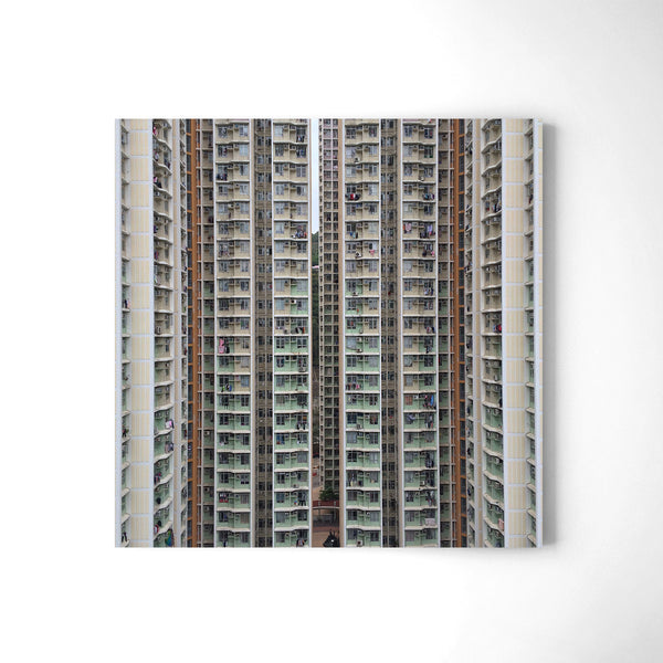 Vertical Village - Art Prints by Post Collective - 2