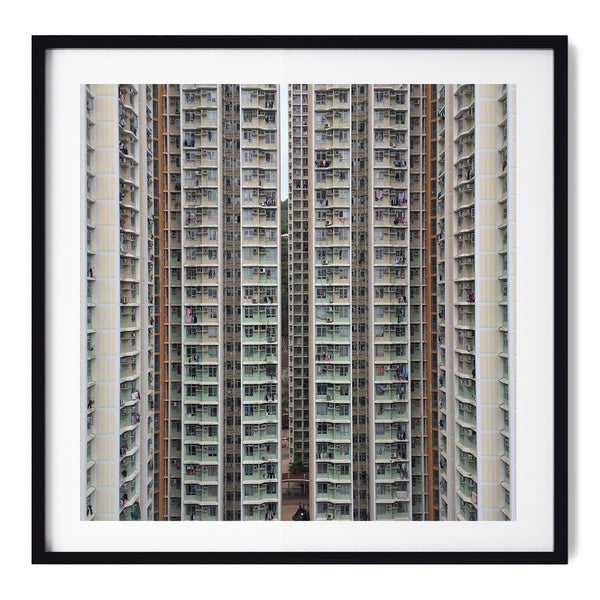 Vertical Village - Art Prints by Post Collective - 1