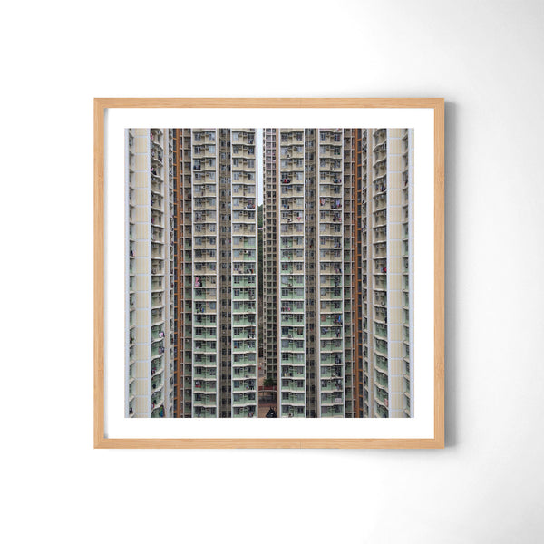Vertical Village - Art Prints by Post Collective - 3