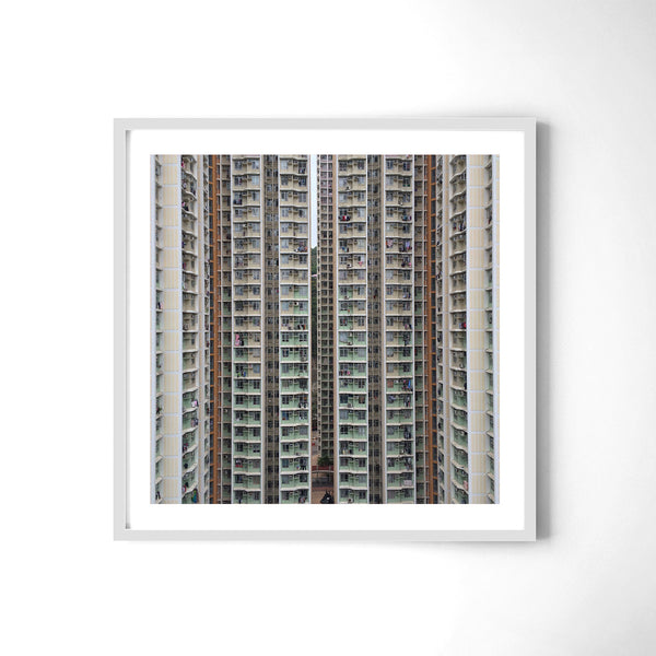 Vertical Village - Art Prints by Post Collective - 4