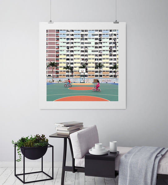 Where Do The Children Play? - Art Prints by Post Collective - 3