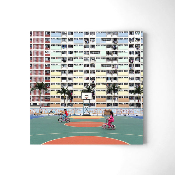 Where Do The Children Play? - Art Prints by Post Collective - 2