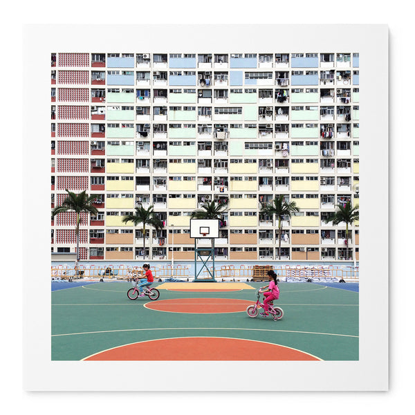 Where Do The Children Play? - Art Prints by Post Collective - 1