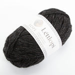 Létt Lopi - Icelandic Wool Yarn - 0005 - hærusvartur/black heather