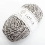 Létt Lopi - Icelandic Wool Yarn - 0056 - ljósgrár/ash heather