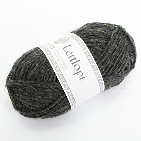 Létt Lopi - Icelandic Wool Yarn - 1415 - úfinn sjór/rough sea