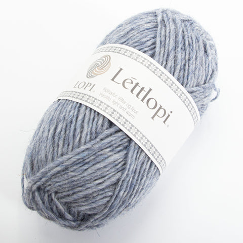 Létt Lopi - Icelandic Wool Yarn - 1700 - háský/air blue