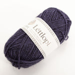 Létt Lopi - Icelandic Wool Yarn - 9432 - gráfjólublár/grape heather