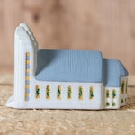 Akureyrarkirkja - Ceramic Decor House Figurine