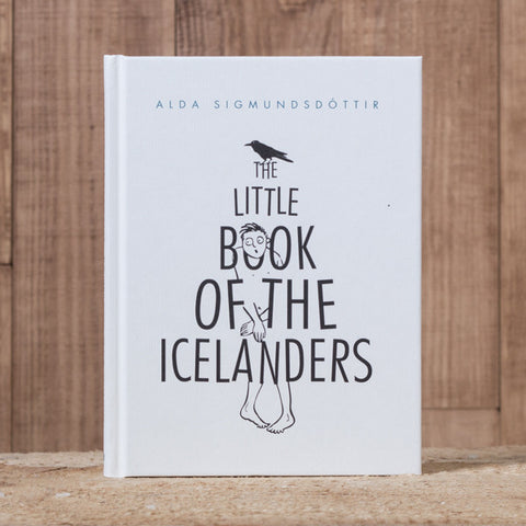 The Little Book of Icelanders - Idontspeakicelandic