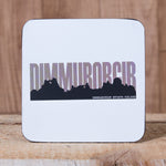 Dimmuborgir - Set of 6 Cork Coasters - Idontspeakicelandic