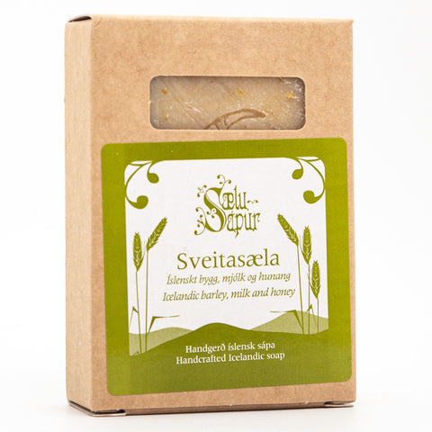 The National Soap - Sveitasæla - Handkrafted Icelandic Soap - Idontspeakicelandic