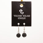 Volcanic Iceland Jewelry - Earring 1