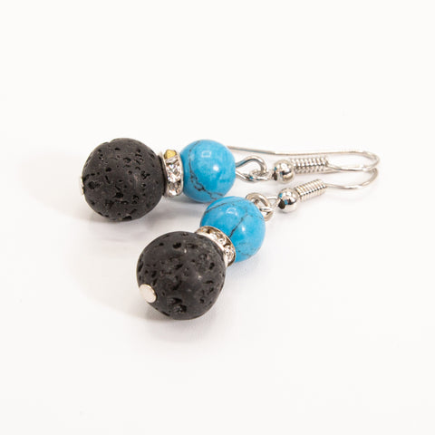 Volcanic Iceland Jewelry - Earring 2