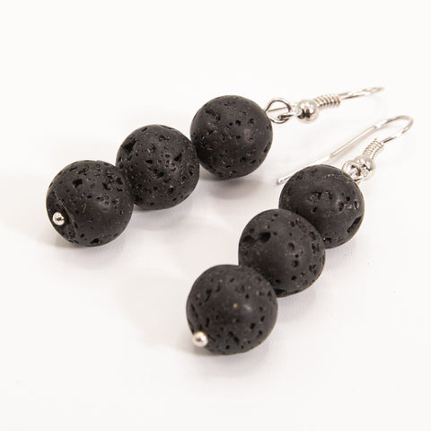 Volcanic Iceland Jewelry - Earring 4