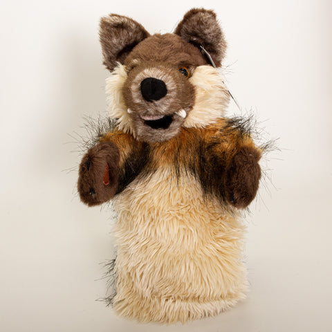 The Wolf - Hand Puppet Small - Plush Toys