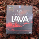 Lava - Dark Chocolate Wafers