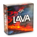 Lava - Milk Chocolate Wafers - Idontspeakicelandic