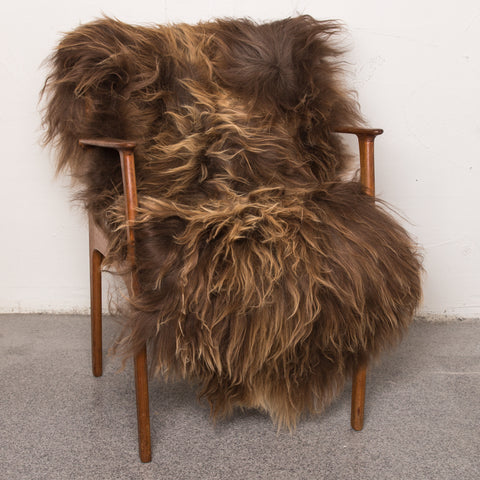 Icelandic Sheepskins - Brown