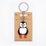 ICD - Keyring - The Puffin
