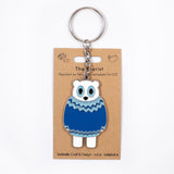 ICD - Keyring - The Polar Bear Tourist