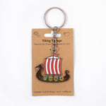 ICD - Keyring - Viking Ship
