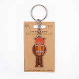 ICD - Keyring - I am not a Pony