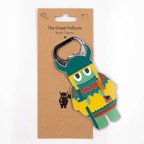 ICD - Bottle opener - The Great Valkyrie