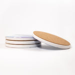 ICD -  Ceramic coaster- Puffin