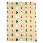 ICD - Tea Towel - Family